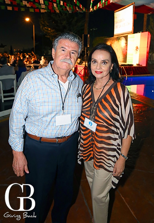 Jorge Alberto y Martha Luisa Castro