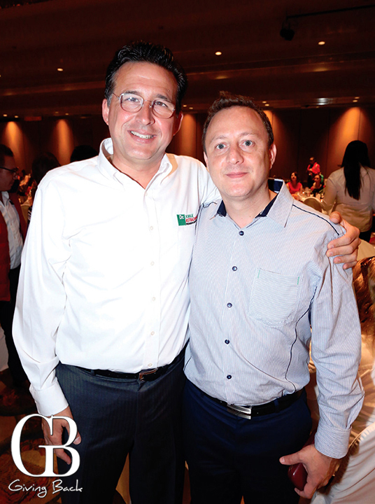 Jorge Astiazaran y Carlos Araiza