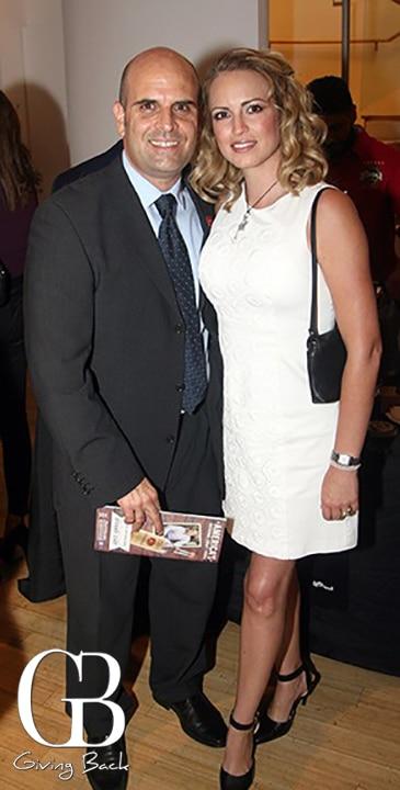Jorge and Veronica Senkowski