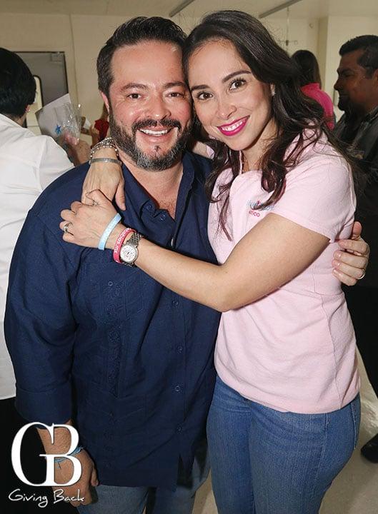 Jorge y Monica Granado