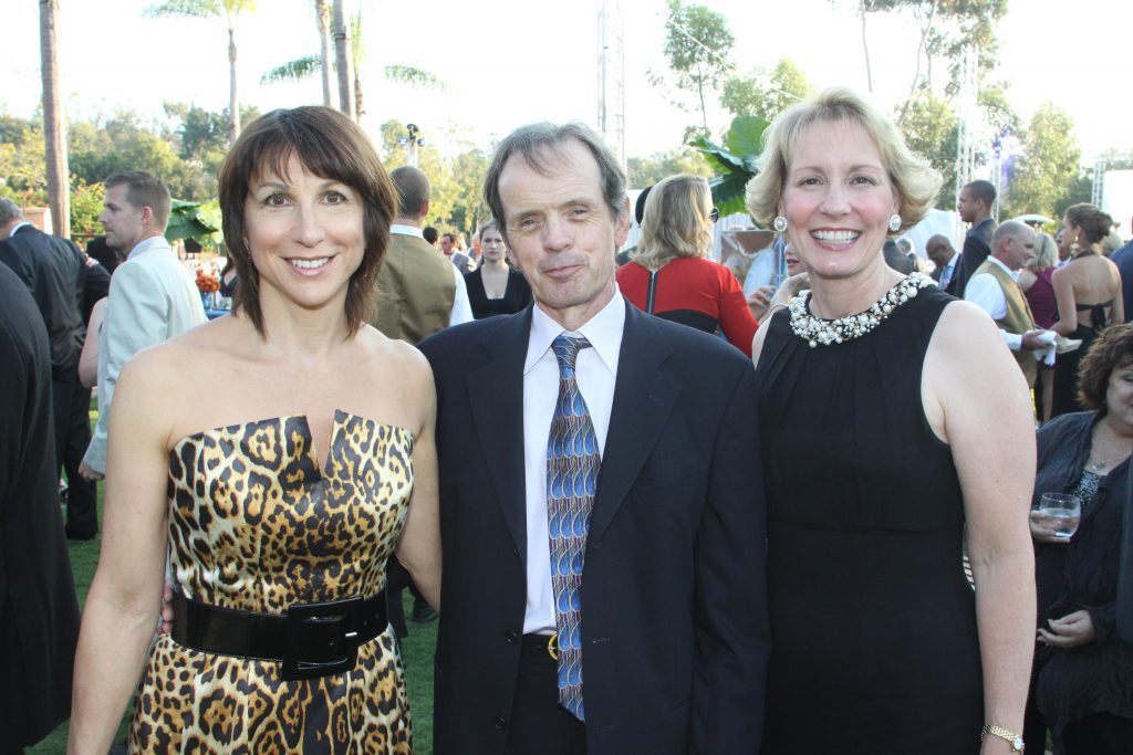 Jori Potiker, Michael Brown and Sharon Lawrence.JPG