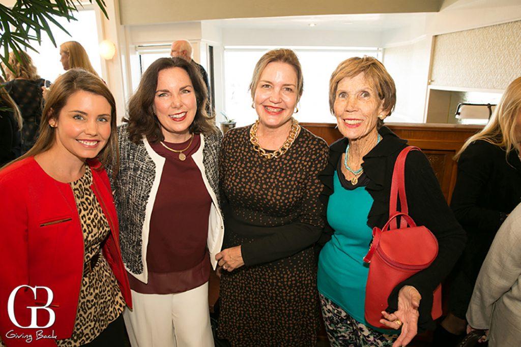 Jorre Fischer  Elaine Murphy  Kathryn Hamon and Victoria Costello