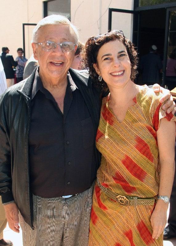 Jose Galicot with Sharon Buchsbaum.JPG