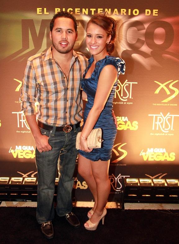 Jose Lopez y Lydia Marquez