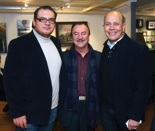 Jose Luis Martinez, Gonzalo Lopez and Oscar Romo.JPG