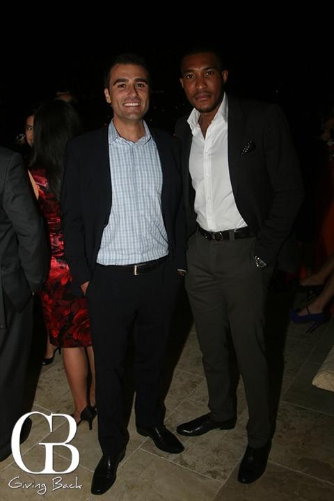 Jose Fernandez and Chip Chrlekezr