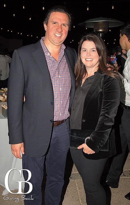 Jose Fernandez and Deidra Buddin