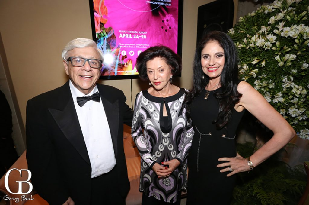 Jose Galicot   Dolores Clark and Blanca Diaz de Uribe