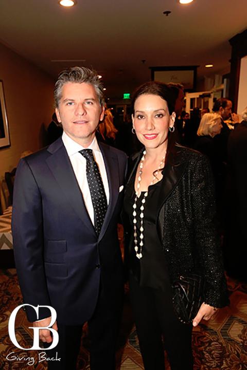 Jose y Sandra Fimbres