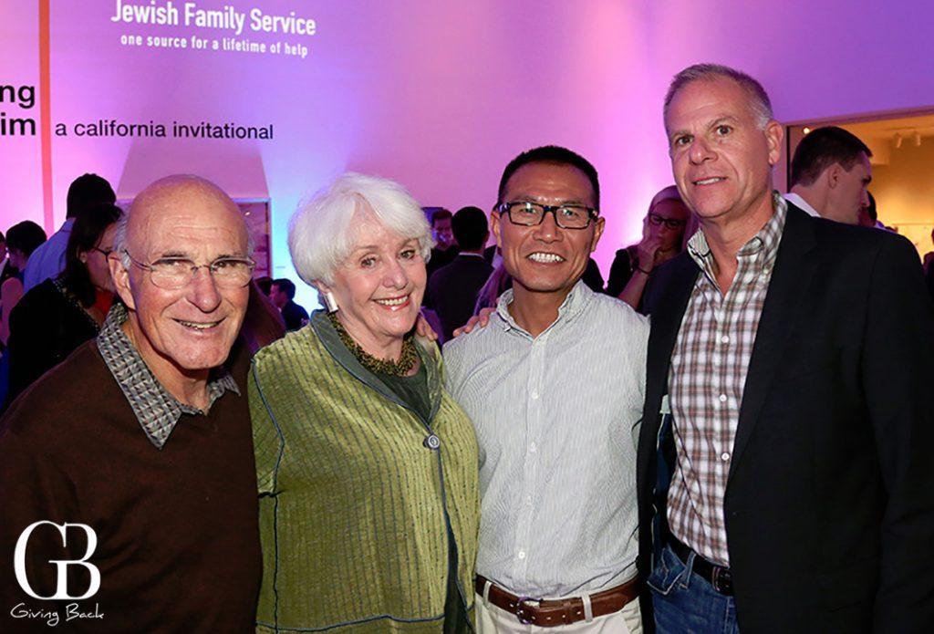 Joseph Fisch  Joyce Axelrod  James Lu and Michael Hopkins