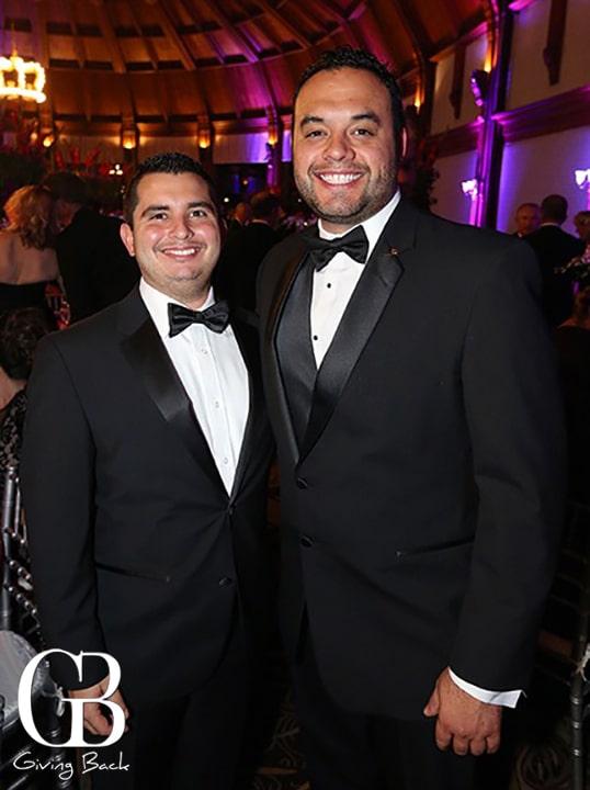 Josh Muse and  Cody Martinez