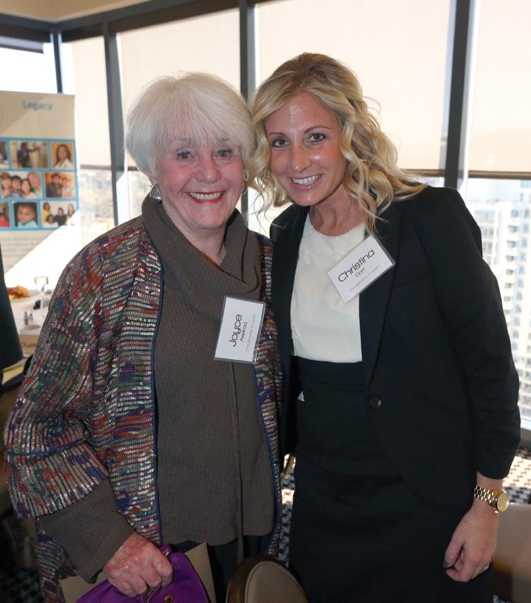 Joyce Axelrod and Christina Dorf.JPG