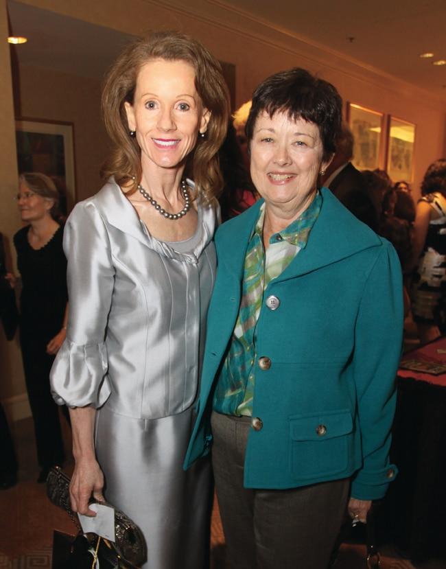 Joyce Dostart and Sheila Scaramella +.JPG