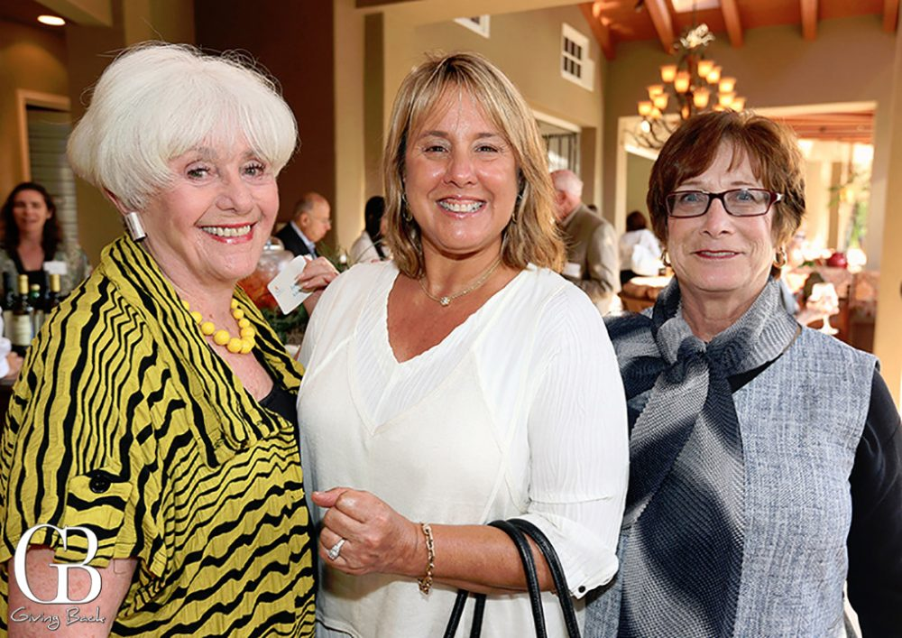 Joyce Axelrod  Susan Lapidus and Fran Preisman