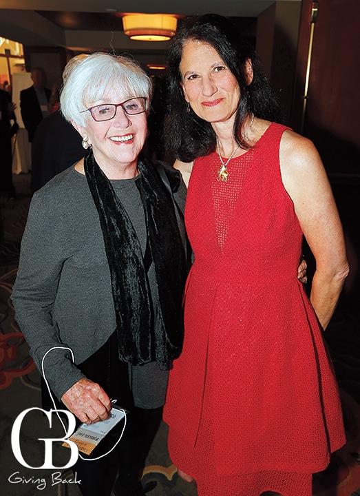 Joyce Axelrod and Karen Kogut