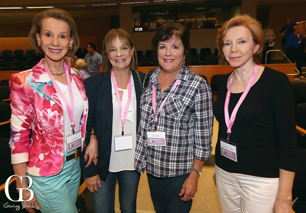 Joyce Dostart  Linda Cipriani  Patty Fuller and Elaine Christian