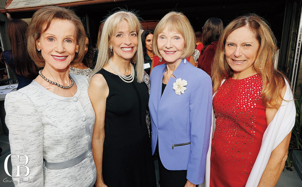 Joyce Dostart  Vickie Curd Ladt  Margaret Dudas and Jeanette Day