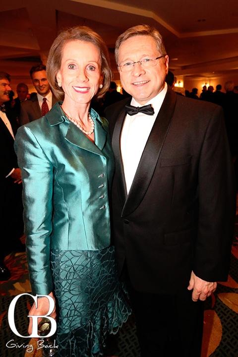 Joyce and Paul Dostart