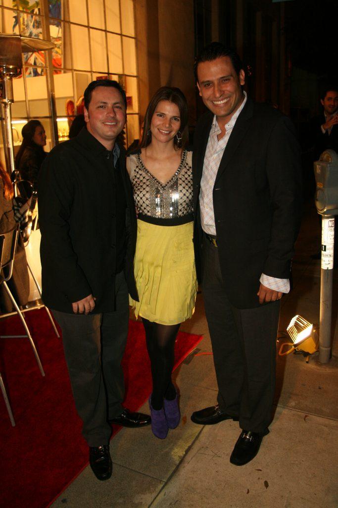 Juan Carlos Caro, Ruth Melero y Javier Garay.JPG