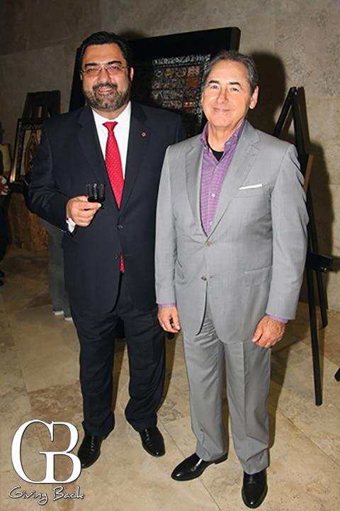 Juan Carlos Zavariz y Jorge Kuri