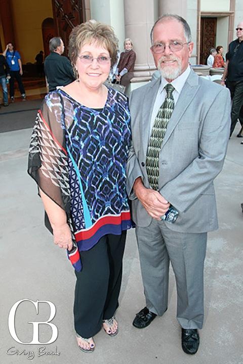 Juddi and John Brennan