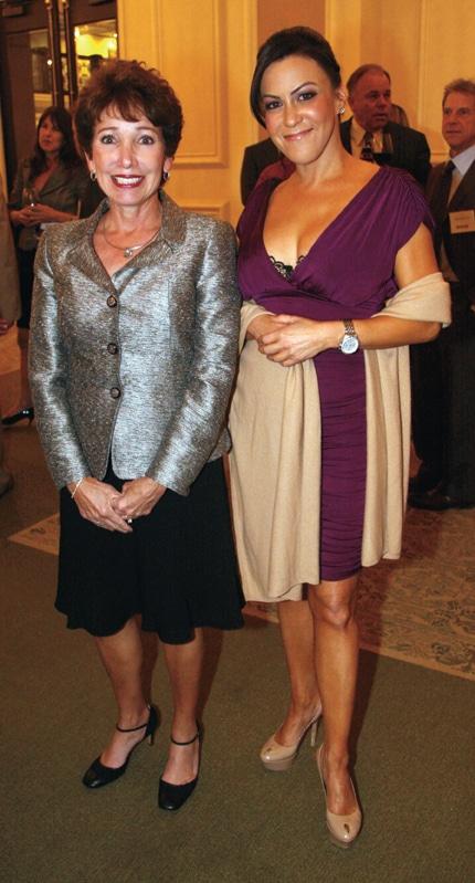 Judge Irma Gonzalez and Yolanda S. Walther Meade.JPG