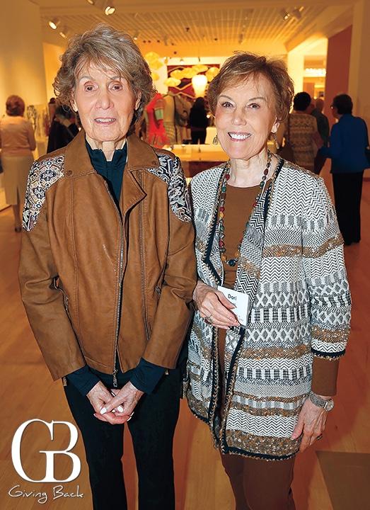 Judi Gottesman and Dori Brown