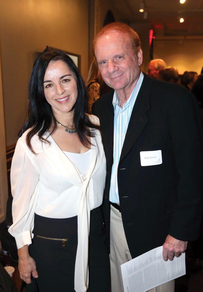 Judith Morgan Zednik and Gary Leeds.JPG