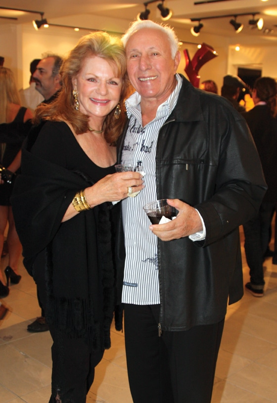 Judy and Peter Corrente