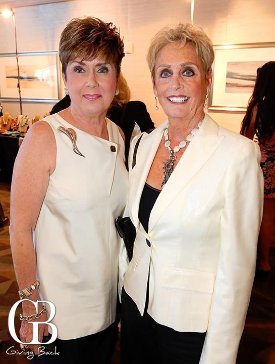 Judy Burer and Connie Conard