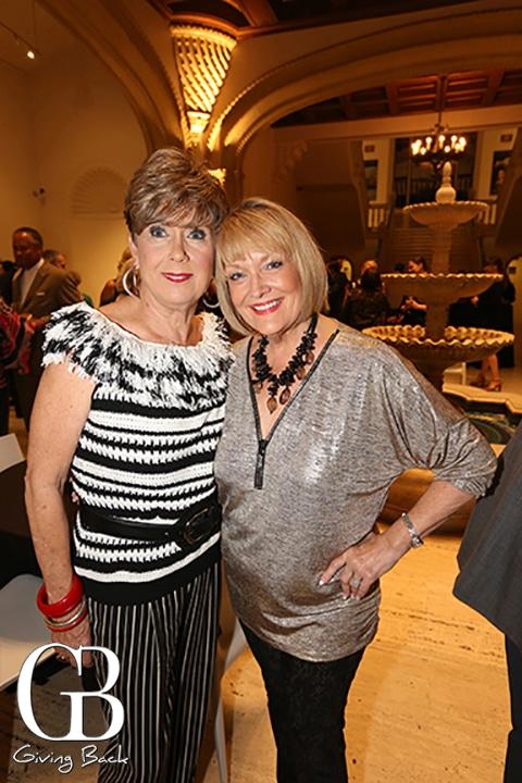 Judy Burer and Vicki Eddy