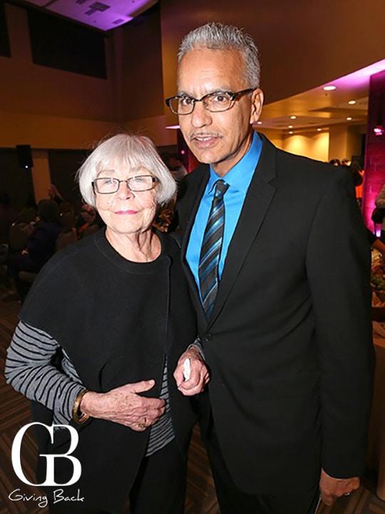 Judy McDonald and Michael Brunker