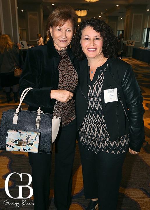 Judy Nemzer and Vivien Dean