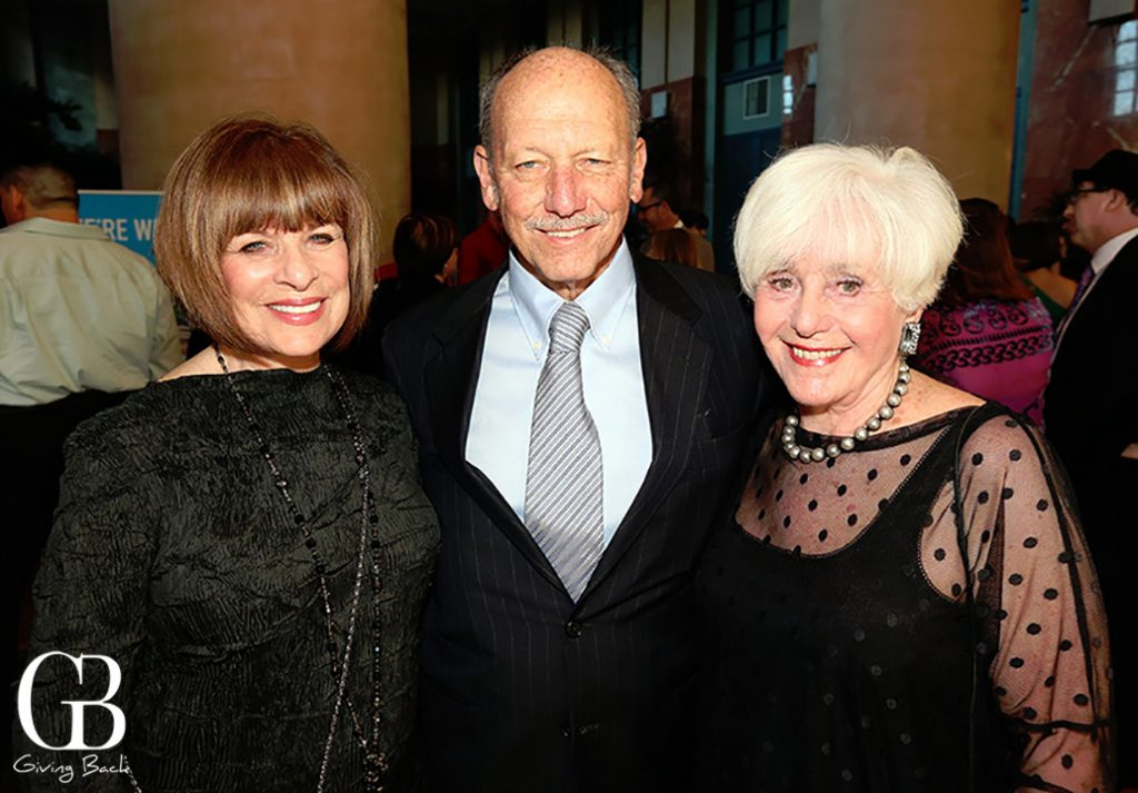 Judy and Bill Friedel with Joyce Axelrod