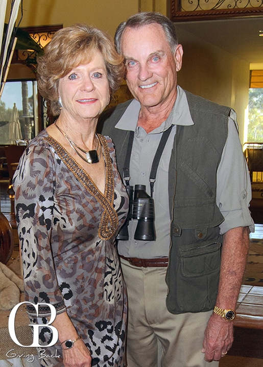 Judy and Cole Willoughby