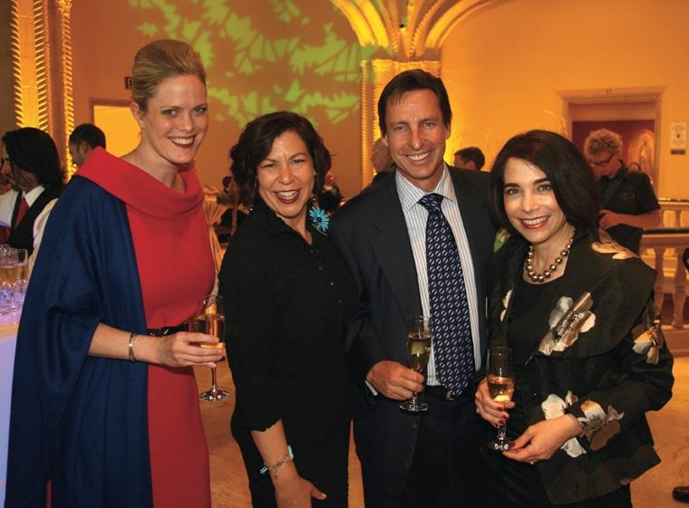 Julia Marciari Alexander, Katy McDonald, Tom Gildred and Roxana Velasquez.JPG