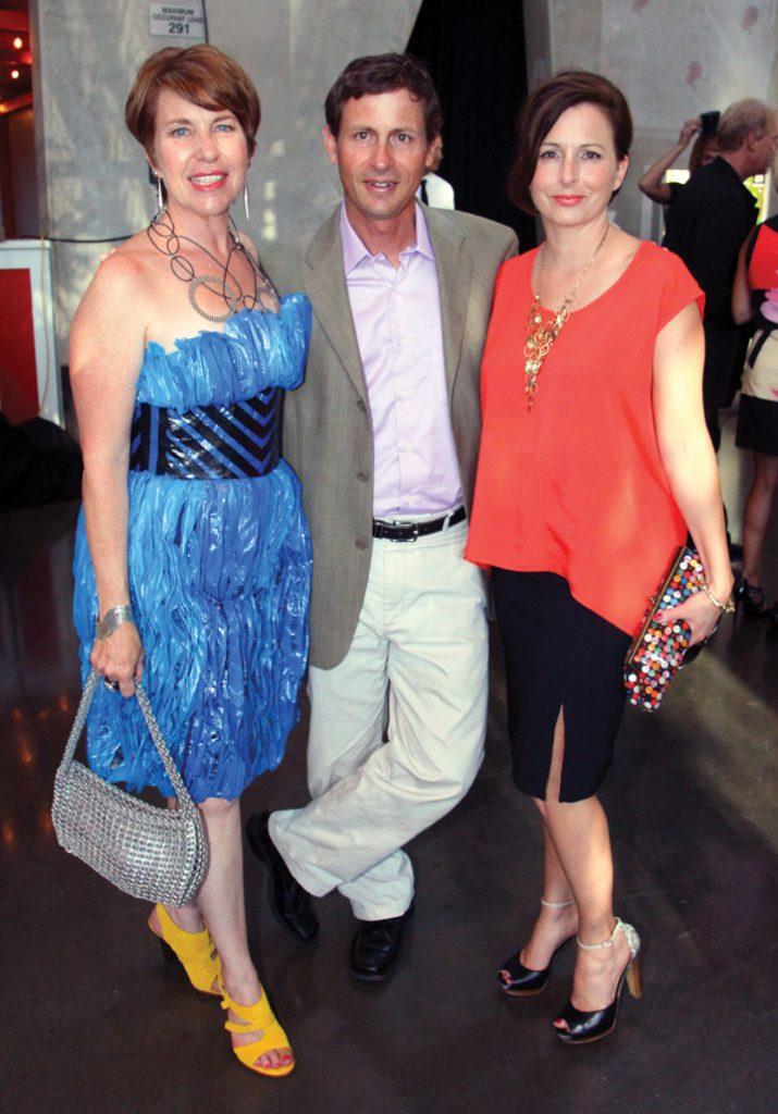 Julianne Markow with Roman and Dianna de Salvo.JPG