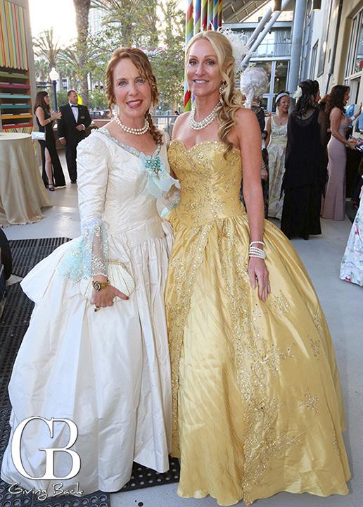 Julianne Markow and Celeste Hilling