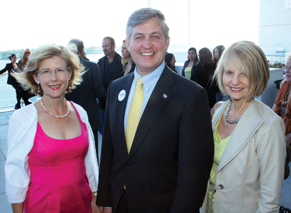 Julie Bronstein, Dave Roberts, Phyllis Epstein.JPG