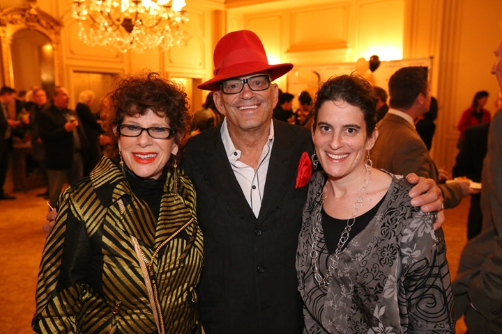 Julie Phillips with Don and Nadene Wright.JPG