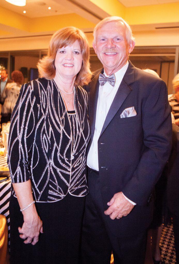 Julie and Gene Gregory