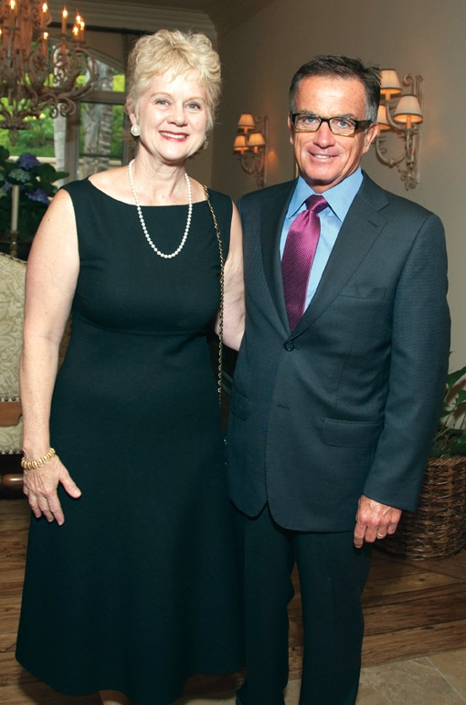 Julie and John Crawford