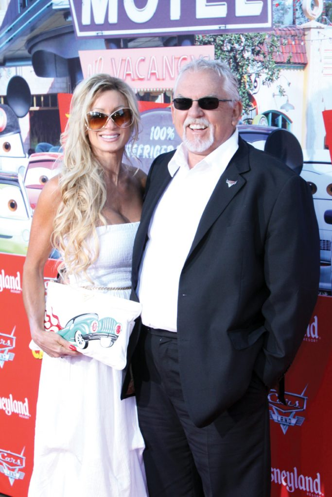 Julie and John Ratzenberger.JPG