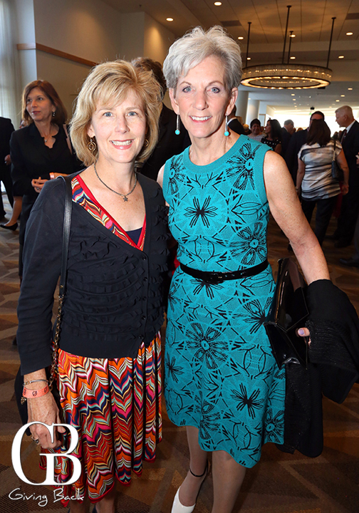 Julie Bronstein and Nancy Spector