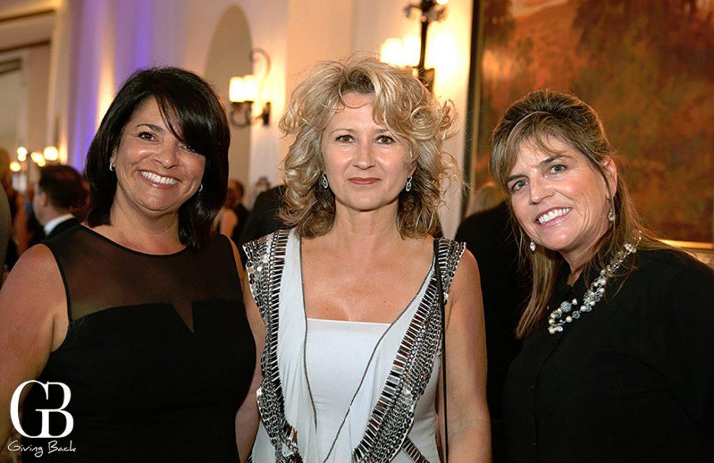 Julie Forester  Veronika Voelker and Becky Hassinger