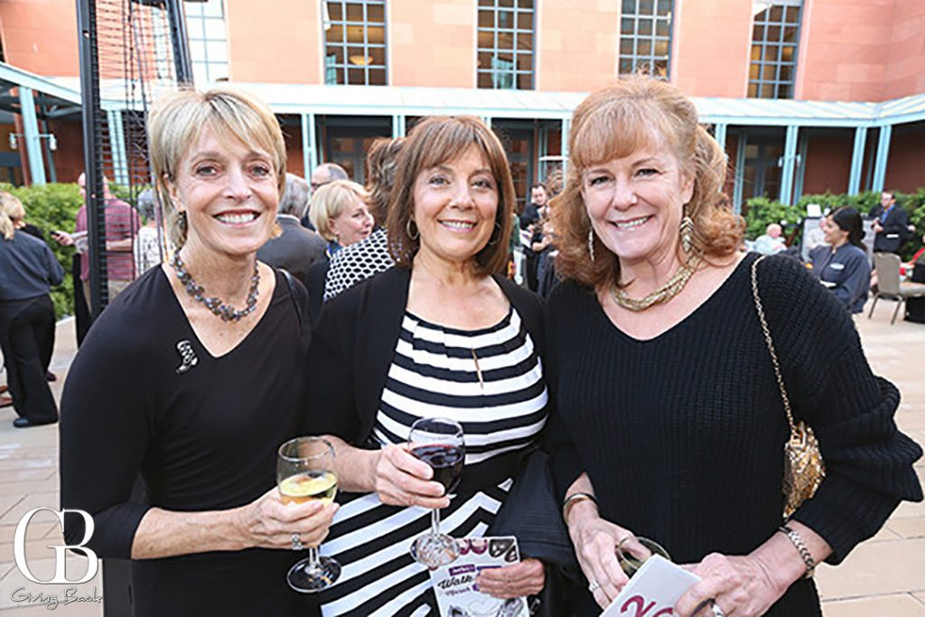 Julie Howe  Sherry Shriver and Katie Hawkes