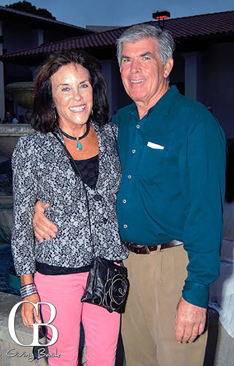 Julie Korsmeyer and Bill Jurewitz