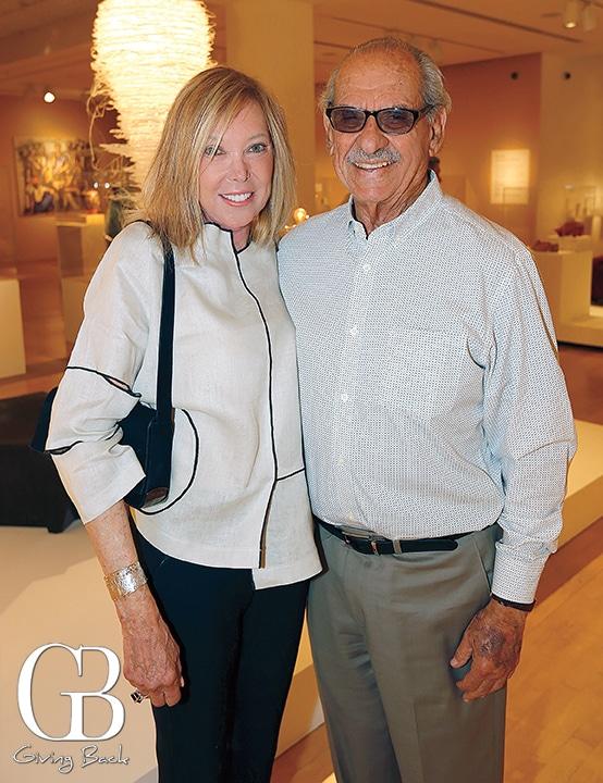 Julie and Ed Berner