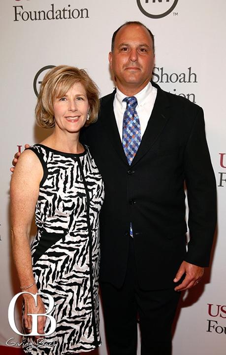 Julie and George Bronstein