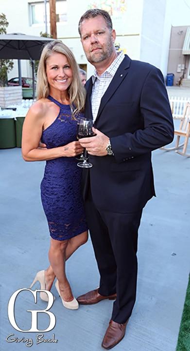Julie and Jason Gilevski